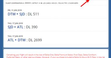 Delta Airlines Ticket Cancellation